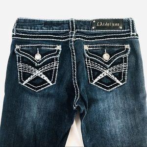 LA Idol Boot Cut Jeans 👖
